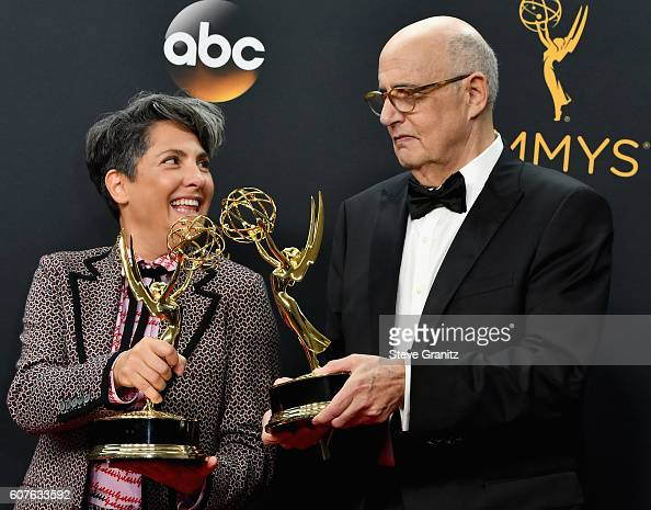 Writer/producer Jill Soloway winner of the Oustanding Directing for a Comedy Series award for the 'Transparent' episode 'Man on the Land' and actor...