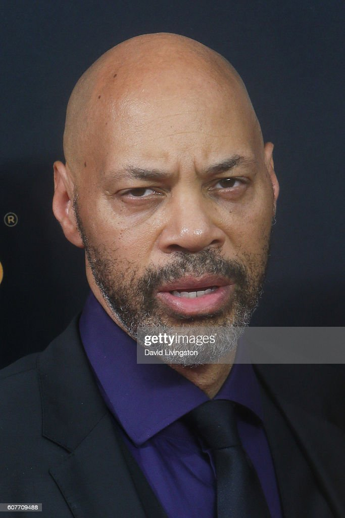 Writer/producer John Ridley arrives at the 68th Annual Primetime Emmy Awards at the Microsoft Theater on September 18, 2016 in Los Angeles, California.
