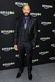 Writer/producer John Ridley attends Amazon Studios Golden Globe Awards Party at The Beverly Hilton Hotel on January 10 2016 in Beverly Hills...