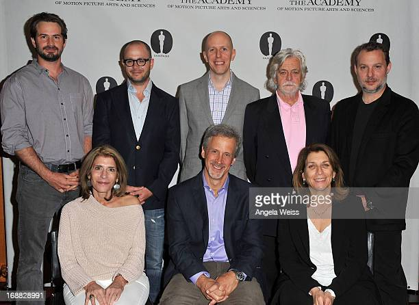 Writer/producer Mark Boal Mary Jo Markey screenwriter Damon Lindelof editor William Goldenberg screenwriter John August cinematographer Anthony...