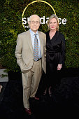 Writerproducer Norman Lear and cofounder and member of the Board of the Environmental Media Association Lyn Lear attend the 2015 Sundance Institute...