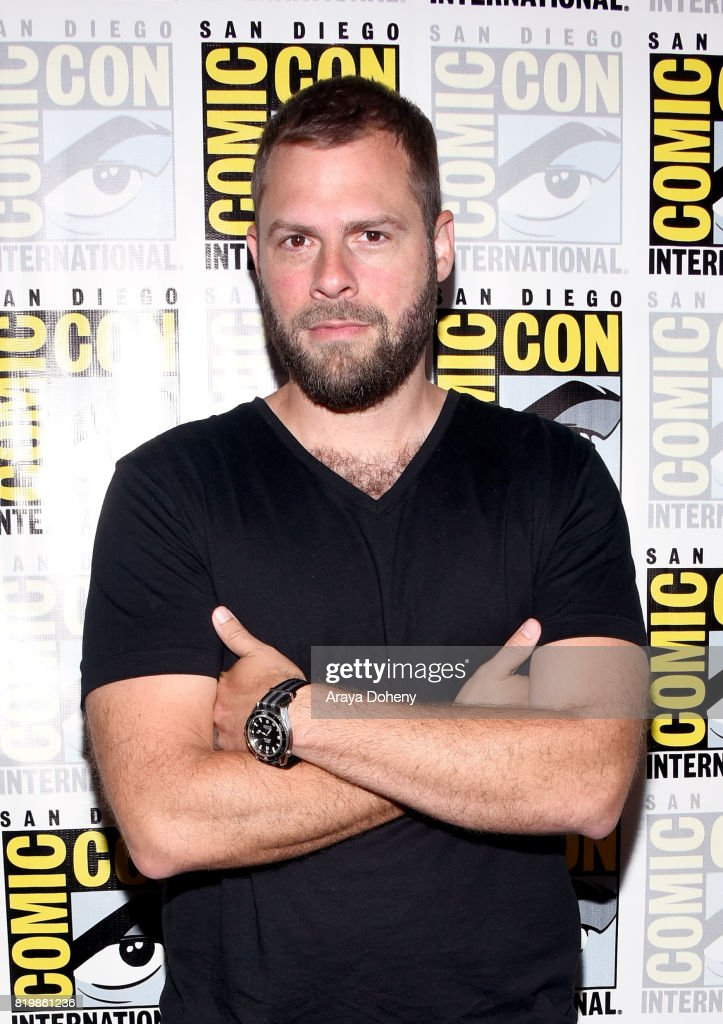 Writer/producer Ryan Condal at the 'Colony' press line during Comic-Con International 2017 at Hilton Bayfront on July 20, 2017 in San Diego, California.