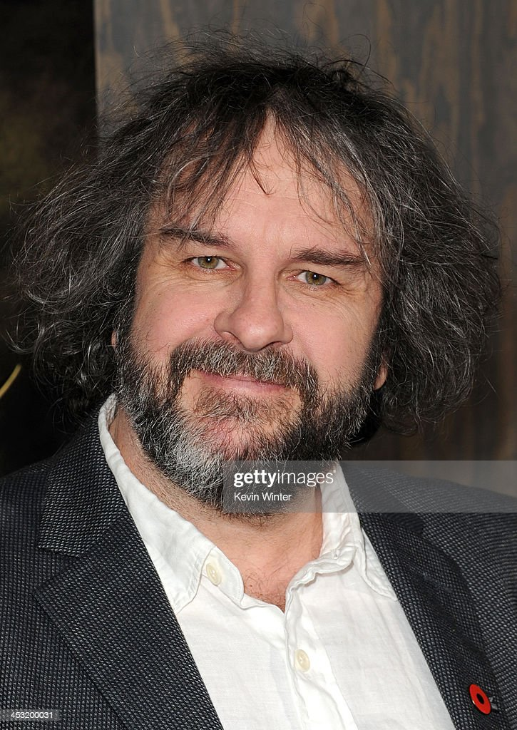 Writer/producer/director <a gi-track='captionPersonalityLinkClicked' href=/galleries/search?phrase=Peter+Jackson+-+Filmmaker&family=editorial&specificpeople=203018 ng-click='$event.stopPropagation()'>Peter Jackson</a> attends the premiere of Warner Bros' 'The Hobbit: The Desolation of Smaug' at TCL Chinese Theatre on December 2, 2013 in Hollywood, California.