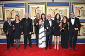 Writers Jonathan Igla Semi Chellas Robert Towne Janet Leahy Carly Wray Matthew Weiner Erin Levy Lisa Albert and Tom Smuts winners of the Drama Series...