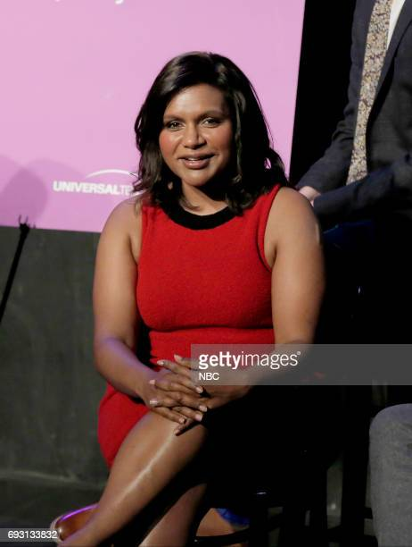 PROJECT 'FYC @ UCB Writers Panel' Pictured Mindy Kaling