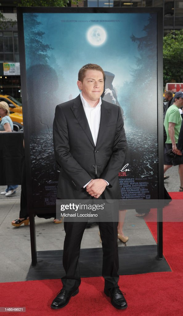 Writer/Screenwriter Seth Grahame-Smith attends the 'Abraham Lincoln: Vampire Slayer 3D' New York Premiere at AMC Loews Lincoln Square 13 theater on June 18, 2012 in New York City.