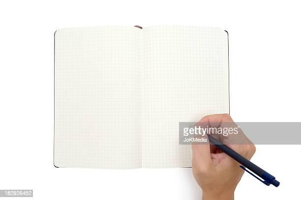 Scrivendo qualcosa nel Notebook