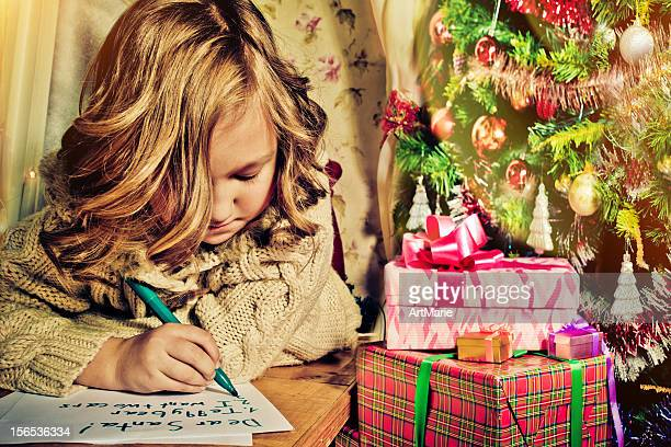 Writing to Santa
