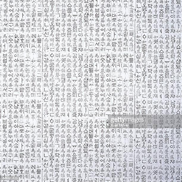 Written Characters