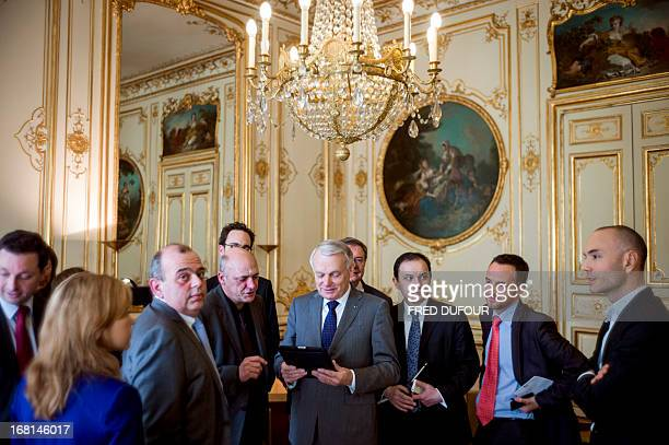 Writter Philippe Moine Officer Chloe Morin deputy Cabinet Director Thierry Lamaire Information Director for Government Philippe Guibert France's...