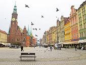 Wroclaw main square: Rynek