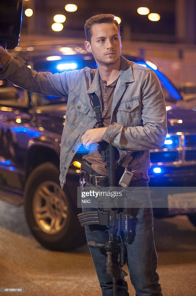 D 'Wrong Side Of The Bars' Episode 102 Pictured Jesse Lee Soffer as Jay Halstead