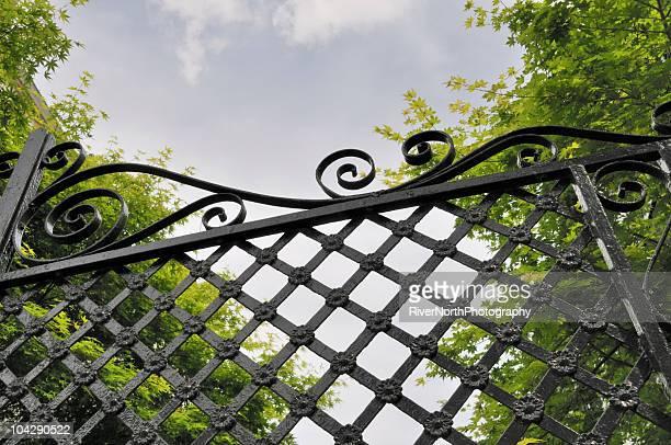 Gate, Charleston, Caroline du Sud