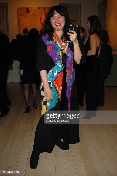 Wu Han attends The Chamber Music Society of Lincoln Center Young Patrons Event with Music Art and More at The Caio Fonseca Studio on February 16 2005...