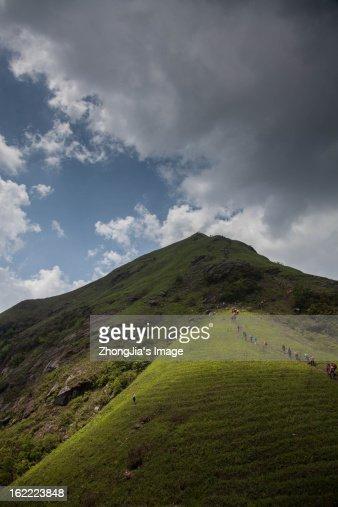 Wugong Mountain outdoor