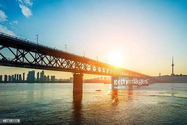 WuHanYangtze River Bridge