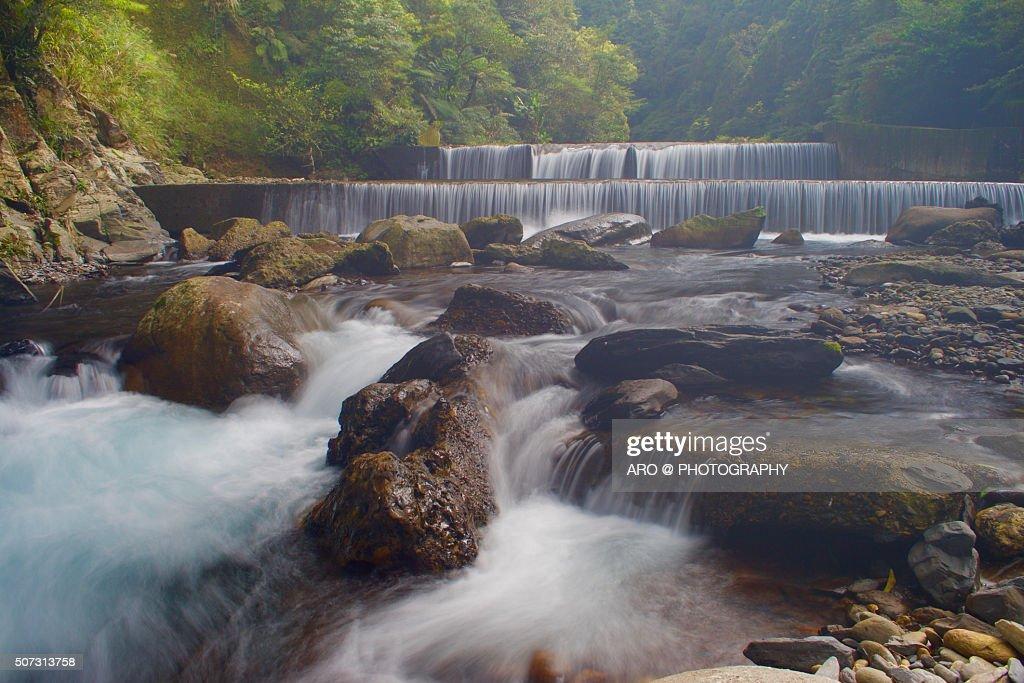 Wulai Waterfall