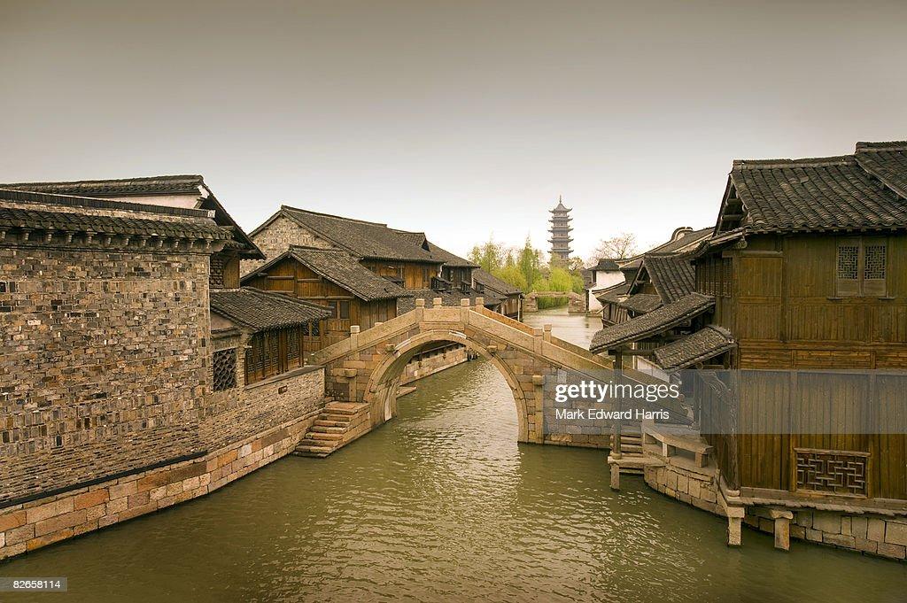 Wuzhen : Stock Photo