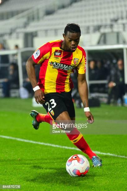 Wylan CYPRIEN Lens / Laval 11e journee de Ligue 2 Photo Dave Winter / Icon Sport