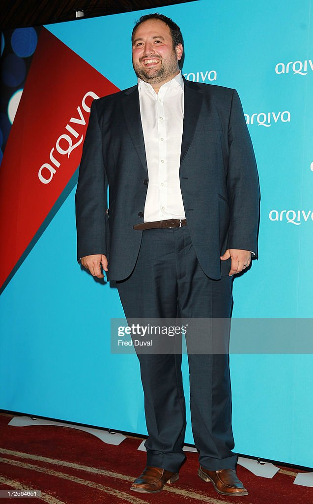 Wynne Evans attends the Arqiva Commercial Radion Awards at Park Plaza Westminster Bridge Hotel on July 3, 2013 in London, England.