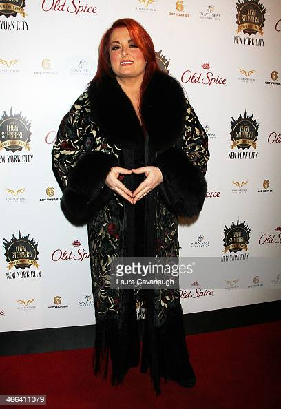 Wynonna Judd attends the 2014 Leigh Steinberg Super Bowl Party at 230 Fifth Avenue on February 1 2014 in New York City