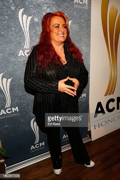 Wynonna Judd attends the 7th Annual ACM Honors at Ryman Auditorium on September 10 2013 in Nashville Tennessee
