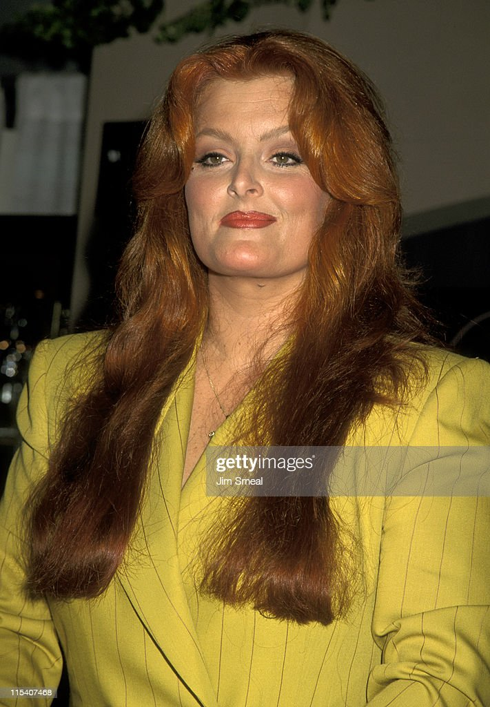 <a gi-track='captionPersonalityLinkClicked' href=/galleries/search?phrase=Wynonna+Judd&family=editorial&specificpeople=212835 ng-click='$event.stopPropagation()'>Wynonna Judd</a> during 1995 Country Music Fan Fair Festival at Tennessee State Fairgrounds in Nashville, Tennessee, United States.