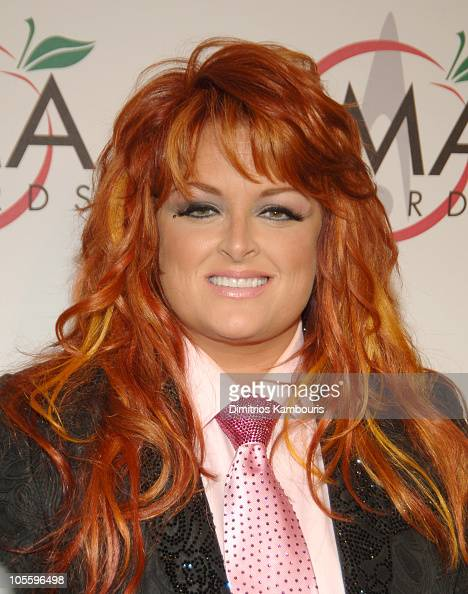Wynonna Judd during The 39th Annual CMA Awards Arrivals at Madison Square Garden in New York City New York United States