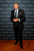 Wynton Marsalis attends Movado's announcement of Jazz at Lincoln Center Youth Orchestra Inaugural Season Lead Sponsorship at Dizzy's Club CocaCola at...