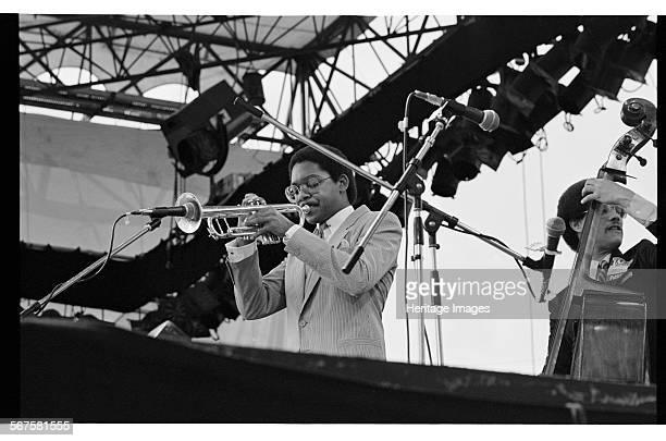 Wynton Marsalis Knebworth 1982