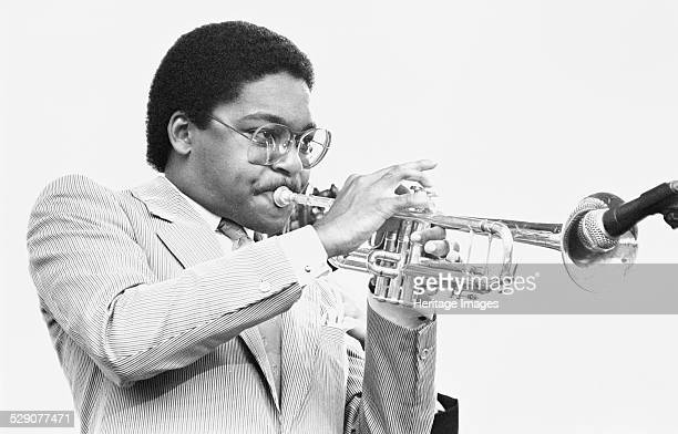 Wynton Marsalis Knebworth Hertfordshire 1982 Image by Brian O'Connor