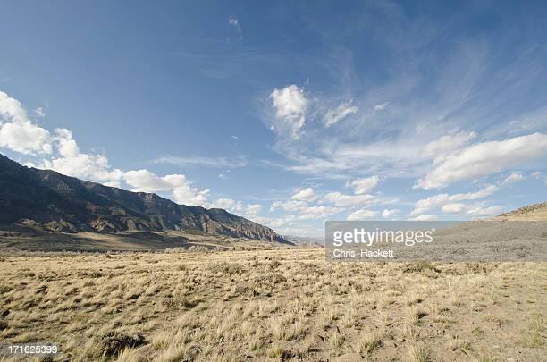 USA, Wyoming, Empty landscape