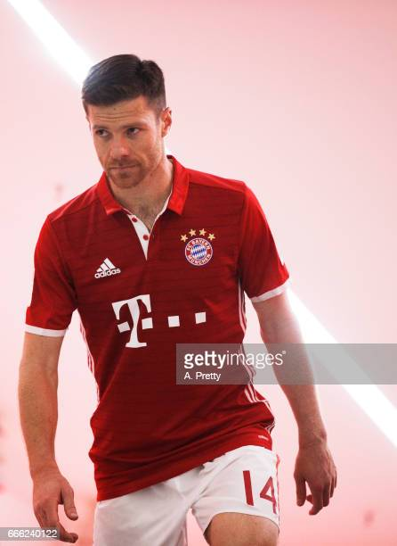 Xabi Alonso of Bayern Muenchen after the Bundesliga match between Bayern Muenchen and Borussia Dortmund at Allianz Arena on April 8 2017 in Munich...