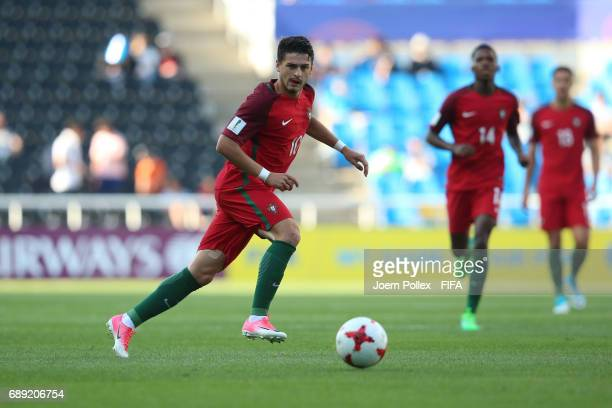 Xadas of Portugal during the FIFA U20 World Cup Korea Republic 2017 group C match between Portugal and Iran at Incheon Munhak Stadium on May 27 2017...