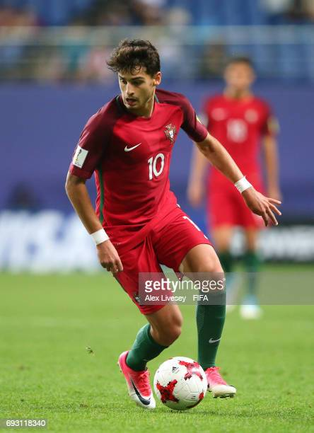 Xadas of Portugal during the FIFA U20 World Cup Korea Republic 2017 Quarter Final match between Portugal and Uruguay at Daejeon World Cup Stadium on...