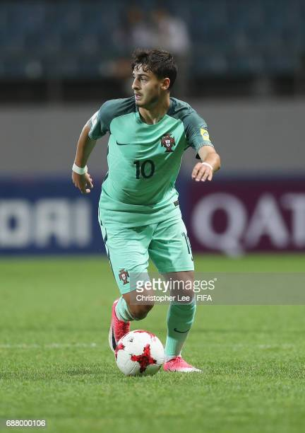 Xadas of Portugal in action during the FIFA U20 World Cup Korea Republic 2017 group C match between Costa Rica and Portugal at Jeju World Cup Stadium...