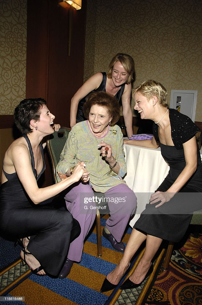 Xanthe Elbrick, Patricia Neal, <a gi-track='captionPersonalityLinkClicked' href=/galleries/search?phrase=Martha+Plimpton&family=editorial&specificpeople=211149 ng-click='$event.stopPropagation()'>Martha Plimpton</a> and <a gi-track='captionPersonalityLinkClicked' href=/galleries/search?phrase=Jennifer+Ehle&family=editorial&specificpeople=776571 ng-click='$event.stopPropagation()'>Jennifer Ehle</a>
