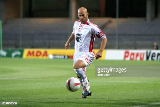 Xavier COLLIN Montpellier / Ajaccio 5e journee de Ligue 2