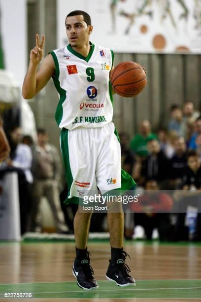 Xavier COROSINE Nanterre / Limoges 1/2 Finale de Pro B Nanterre