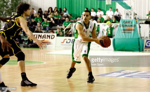 Xavier COROSINE Nanterre / Bordeaux 27eme journee de ProB Palais des sports de Nanterre