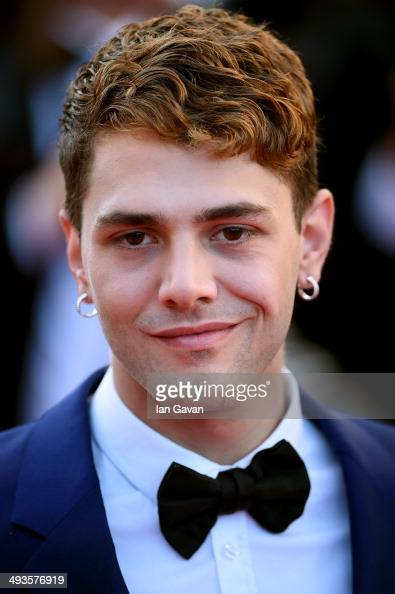 Xavier Dolan attends the Closing Ceremony and 'A Fistful of Dollars' screening during the 67th Annual Cannes Film Festival on May 24 2014 in Cannes...