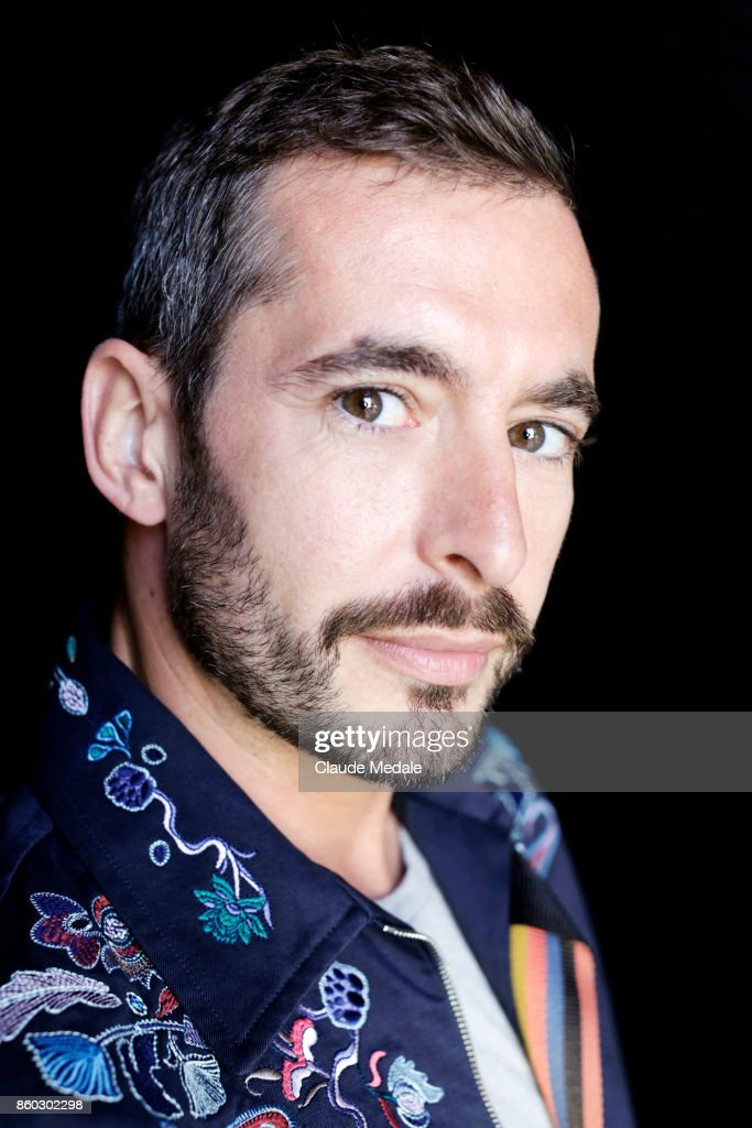 Xavier Legrand Portrait Session - 65th San Sebastian Film Festival