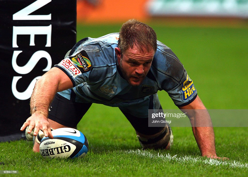 Gloucester v Cardiff Blues - LV Anglo Welsh Cup