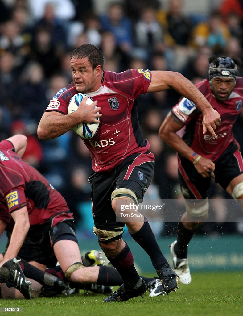London Wasps v Cardiff Blues - Amlin Challenge Cup Semi Final