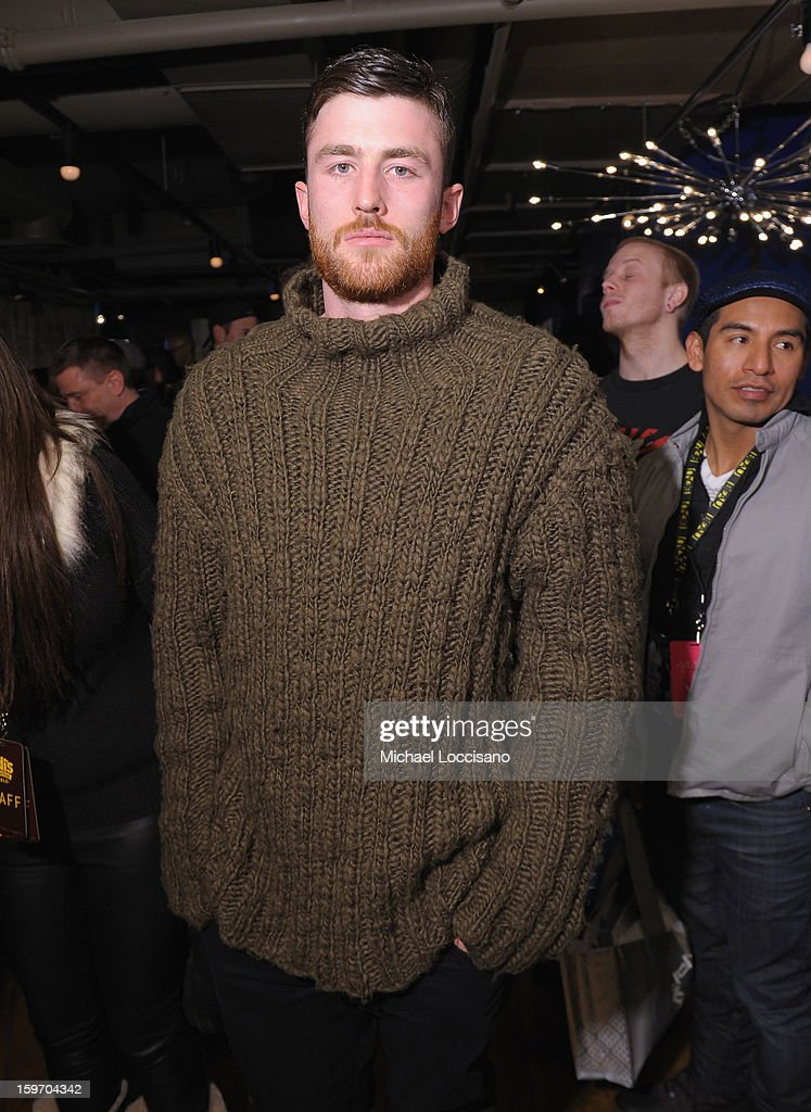 <a gi-track='captionPersonalityLinkClicked' href=/galleries/search?phrase=Xavier+Samuel&family=editorial&specificpeople=5294127 ng-click='$event.stopPropagation()'>Xavier Samuel</a> attends Night 1 of Samsung at Village At The Lift 2013 on January 18, 2013 in Park City, Utah.