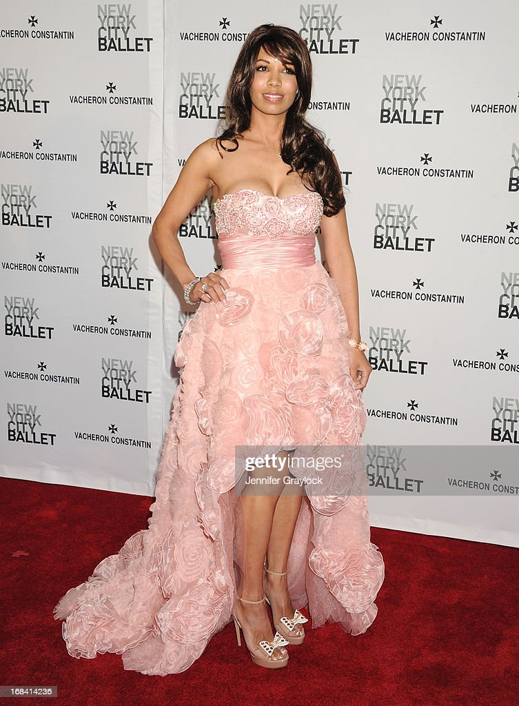 Xaviera Batista attends the New York City Ballet's Spring 2013 Gala at David H. Koch Theater, Lincoln Center on May 8, 2013 in New York City.