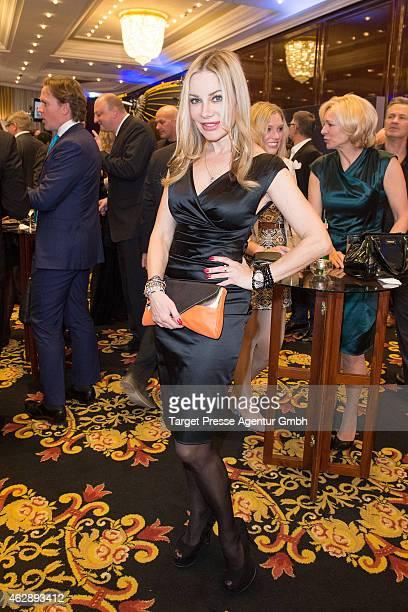 Xenia Seeberg attends Movie Meets Media at Ritz Carlton on February 6 2015 in Berlin Germany