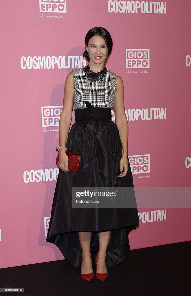 Xenia Tostado attends Cosmopolitan Fun Fearless Female Awards 2013 at the Ritz Hotel on October 22, 2013 in Madrid, Spain.