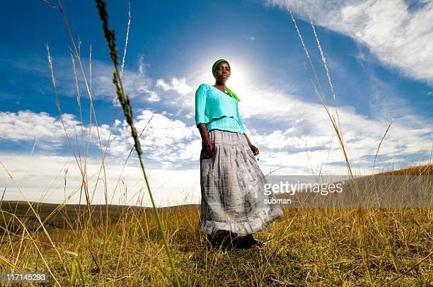 Femme Xhosa