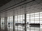 Xi'an airport, Shaanxi, China